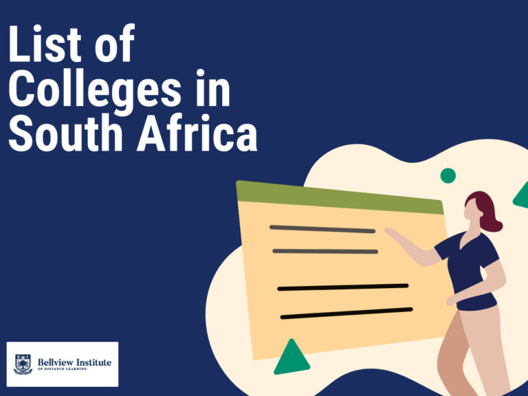 list of colleges in south africa