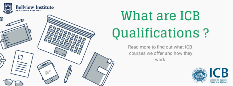 office equipment and what are icb qualifications.